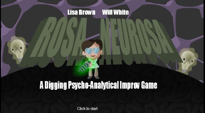 Rosa Neurosa: Ludum Dare 29 Post-mortem