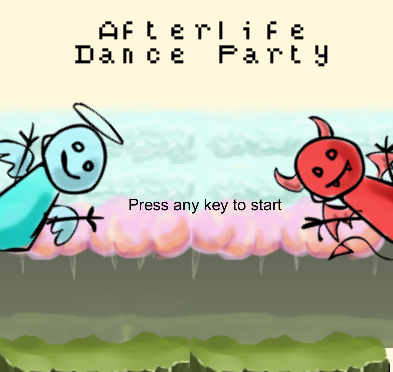 Afterlife Dance Party: Ludum Dare 30 Post Mortem